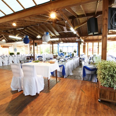 Main indoor venue